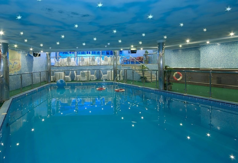 Royal Casablanca Hotel, Jedda, Inomhuspool