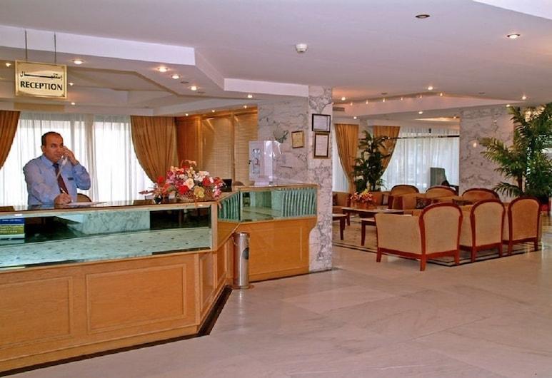 Ambassador Suites Jeddah, Jeddah, Reception