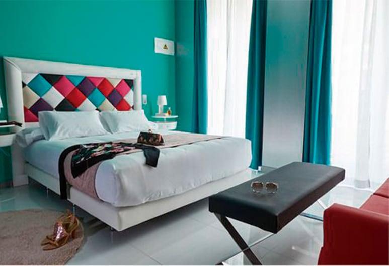HotelFreedom, Μαδρίτη, Junior Σουίτα, Δωμάτιο επισκεπτών