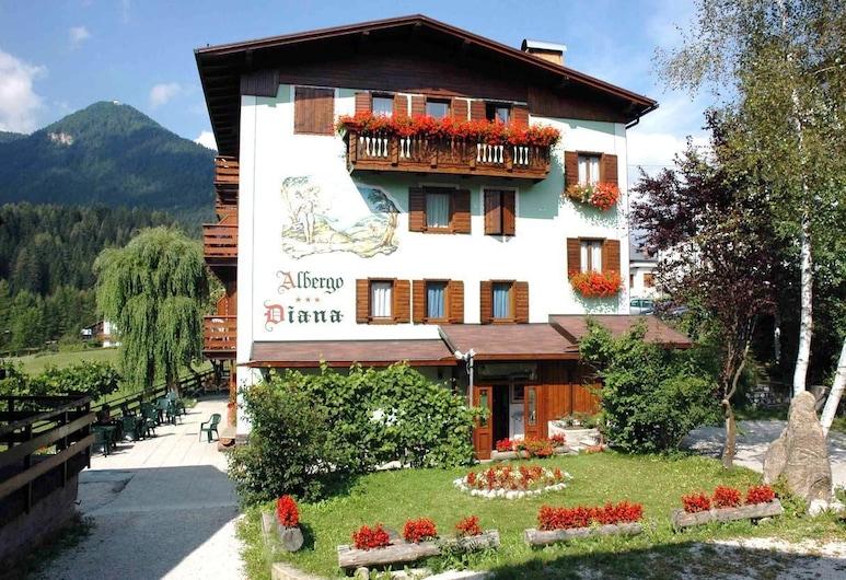 HOTEL DIANA, Auronzo di Cadore, Hotelfassade
