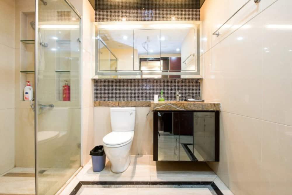 園景大床房 - 浴室
