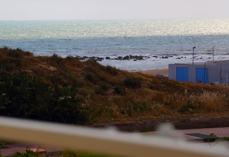 Maribà, Agrigento, Habitación doble Deluxe, balcón, vista al mar, Balcón