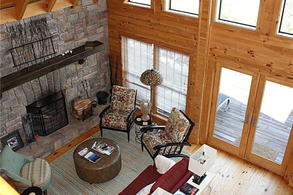 Loft Deluxe, 2 sypialnie, kominek, widok na góry - Powierzchnia mieszkalna