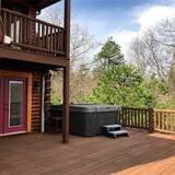 Dom rodzinny, 3 sypialnie, kominek, widok na góry (Pet Friendly) - Balkon