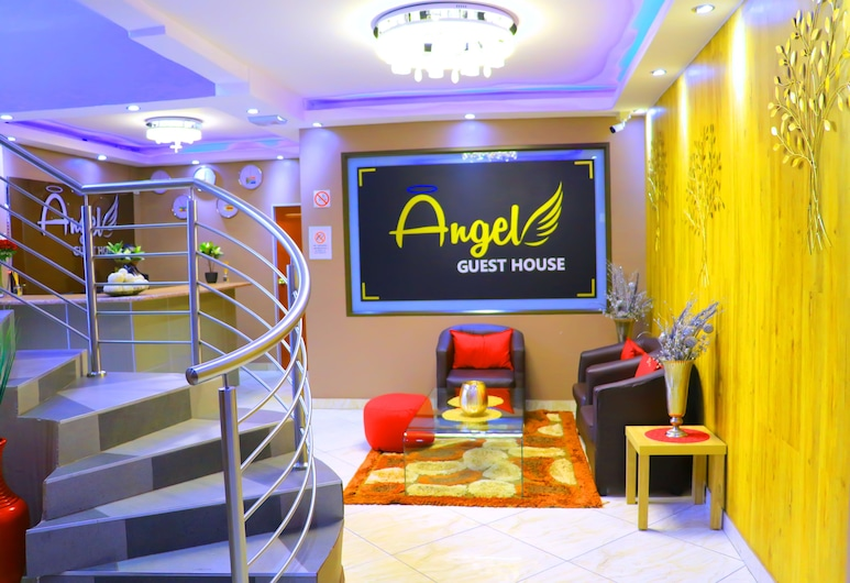 Angel guest house - In Johannesburg (Downtown Johannesburg), Johannesburg