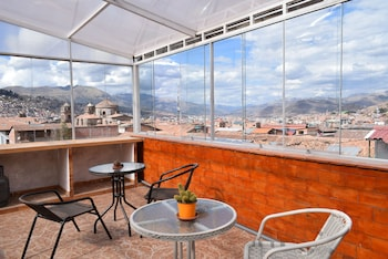 Picture of Chusay Rooftop Homestay in Cusco
