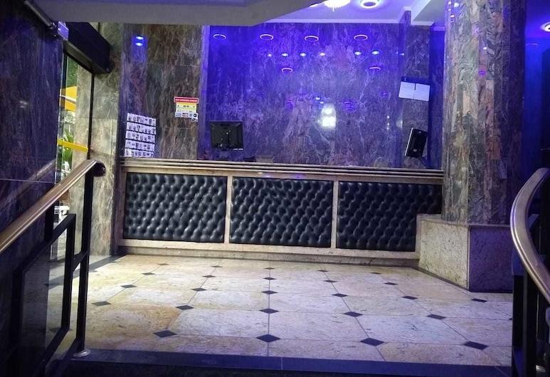 Hotel La Guardia, San Paulas, Registratūra