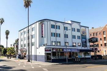 Fotografia do Hometel Suites em Los Angeles