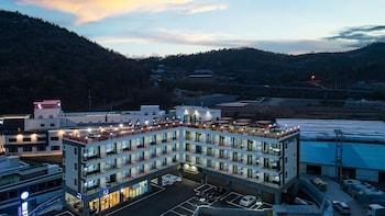 Picture of Gold Beach Resort in Yeosu