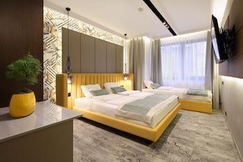 ภาพ Boutique Hotel PLATINUM ใน ซาราเจโว
