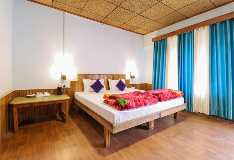 Moustache Manali, Manali, Deluxe Room, 1 Double Bed, Non Smoking, Guest Room