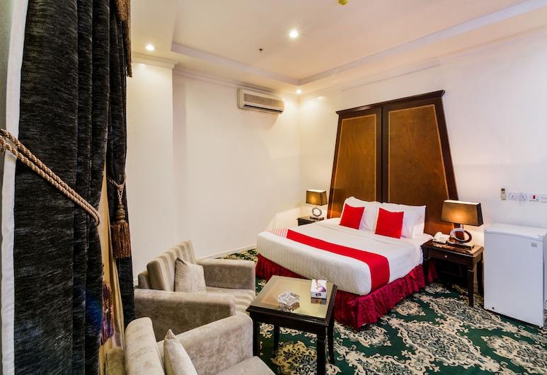 OYO 131 Al Hamra Palace AlJawazat Branch, Riyadh, Deluxe Studio, Guest Room