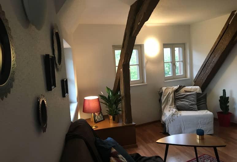 Appartement Corbeau 2, Strazburg, Apart Daire, Oturma Alanı