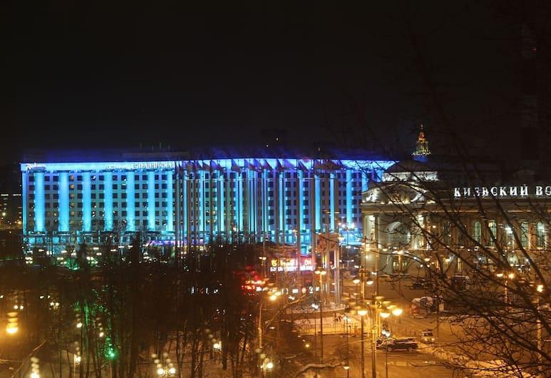 HRPremium Apartment Kievskaya, Moskva, Lägenhet Business - 1 queensize-säng med bäddsoffa, Rum