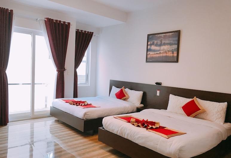 Khách sạn Đạt Thiên An, Đà Lạt, Phòng