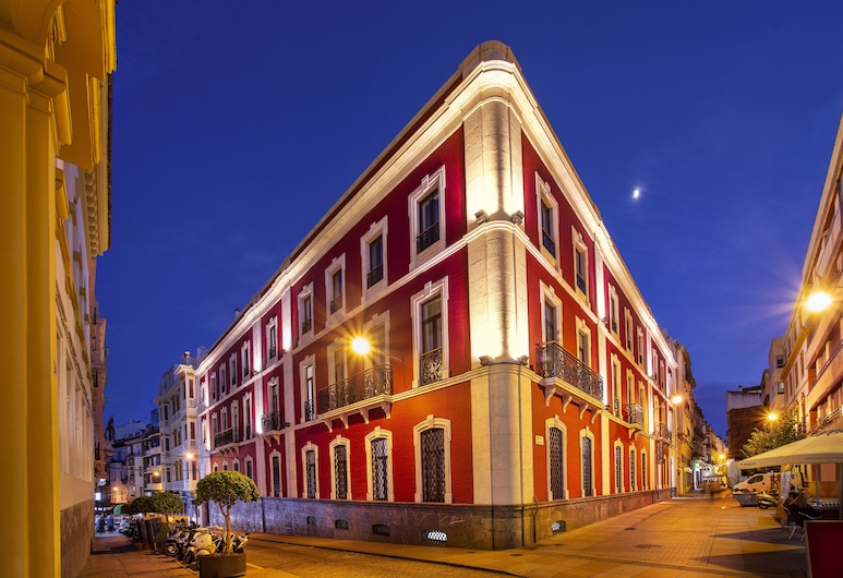 Eurostars Azahar Hotel, Córdoba, Façade de l'hôtel - Soir/Nuit