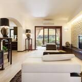Dizaina villa, trīs guļamistabas - Dzīvojamā zona