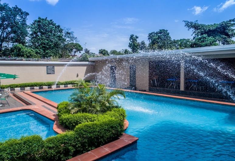 Adig Suites, Enugu, Outdoor Pool