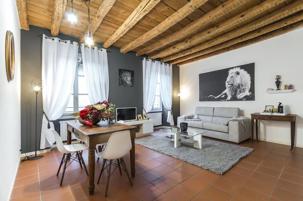 Deluxe apartman, 1 spavaća soba - Izdvojena fotografija