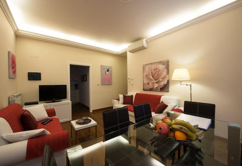 Ca'rialtina, Venice, Apartment, 3 Bedrooms, Living Room