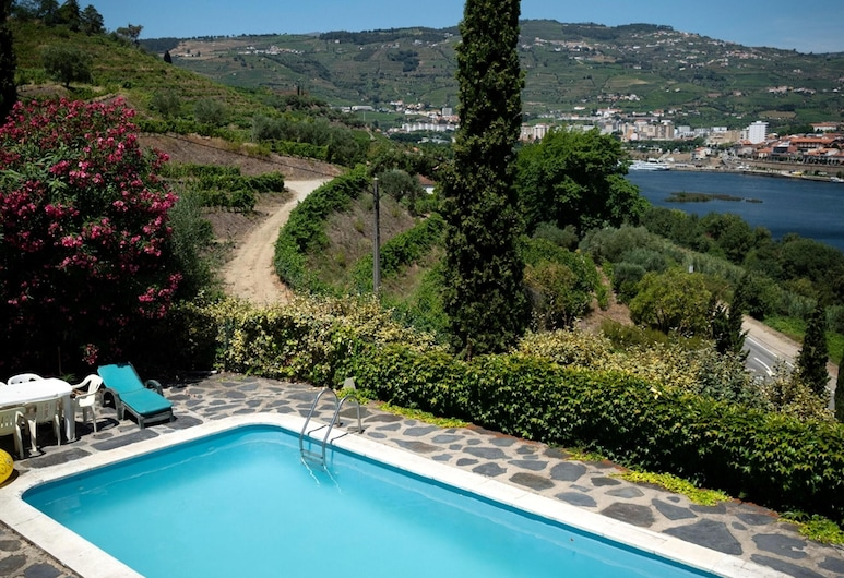 Villa With 3 Bedrooms in Lamego, With Wonderful Mountain View, Private Pool, Enclosed Garden - 3 km From the Beach, Lamego