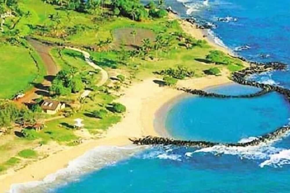Ferienhaus, Mehrere Betten (Kaha Lani Resort #123, Oceanfront 2 B) - Strand