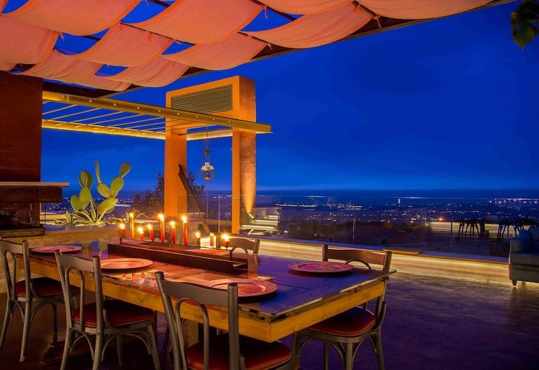 禪房風格別墅飯店, 巴特倫, 奢華別墅, 2 間臥室, 花園景觀, 露台