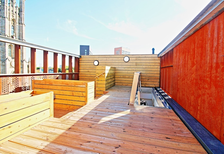 Rooftop Penthouse Manchester, Manchester, Terrasse/Patio