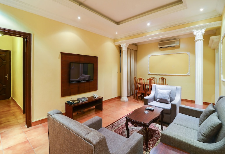 OYO 125 Al Hamra Palace, Jeddah, Apartment, 2 Bedrooms, Guest Room