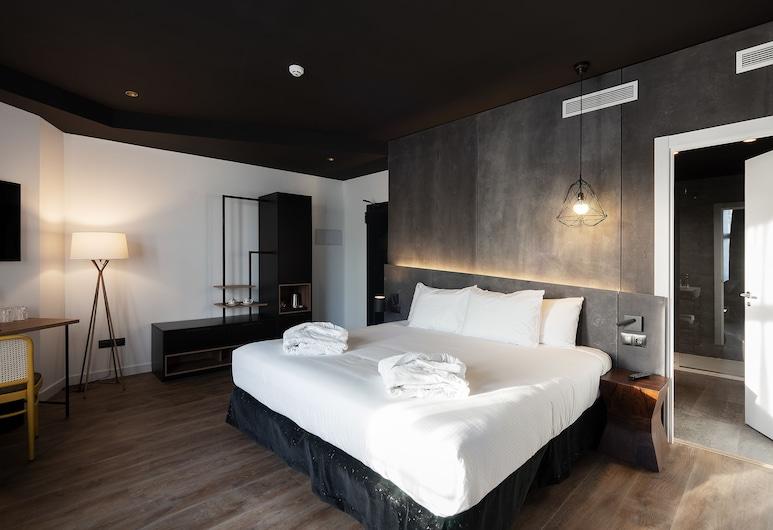 Hotel Tayko Bilbao, บิลเบา, ห้องซูพีเรียดับเบิลหรือทวิน, วิวเมือง, ห้องพัก