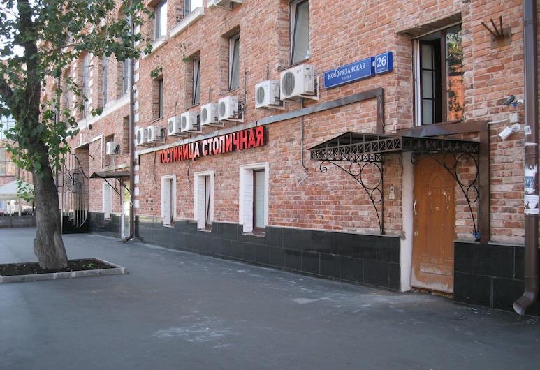 Stolichnaya Hotel, Moskva