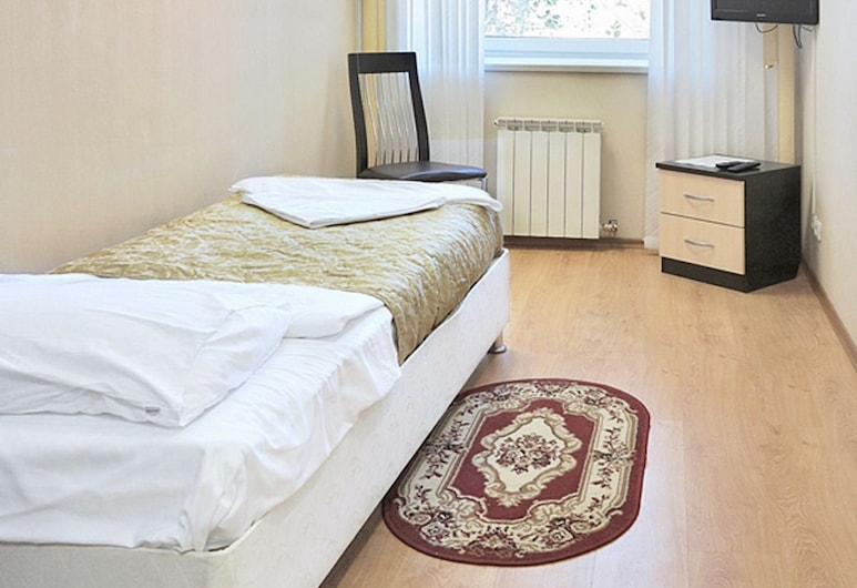 Stolichnaya Hotel, Moscow, Economy Single Room, Shared Bathroom, Bilik Tamu