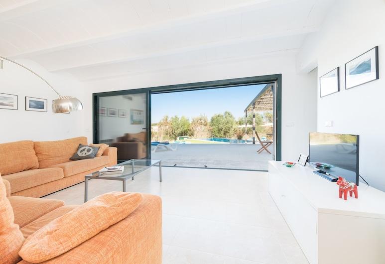 Baix DES Pujol, Ariany, Családi villa, 4 hálószobával (3 Bedrooms), Nappali rész