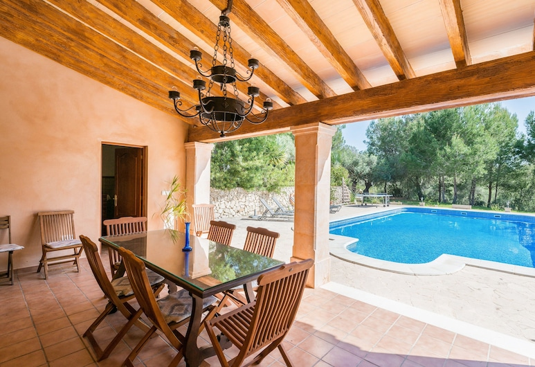 S'AGUAIT, Felanitx, Villa, 4 Bedrooms, Terrace/Patio