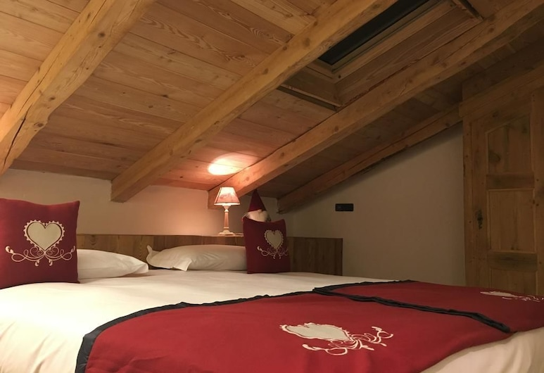 Apartment Nid, Valtournenche, Traditional Apartment, Multiple Beds, Non Smoking, Room