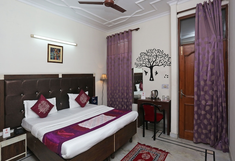 OYO 3622 ASR Guest House, New Delhi, Double or Twin Room, Guest Room