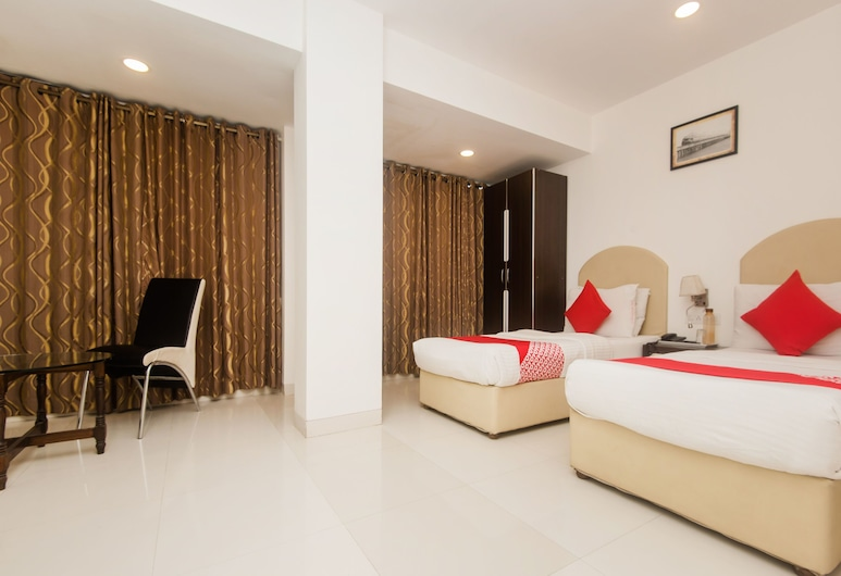 OYO 16001 Hotel GK Residency, Mumbai, Double or Twin Room, Guest Room
