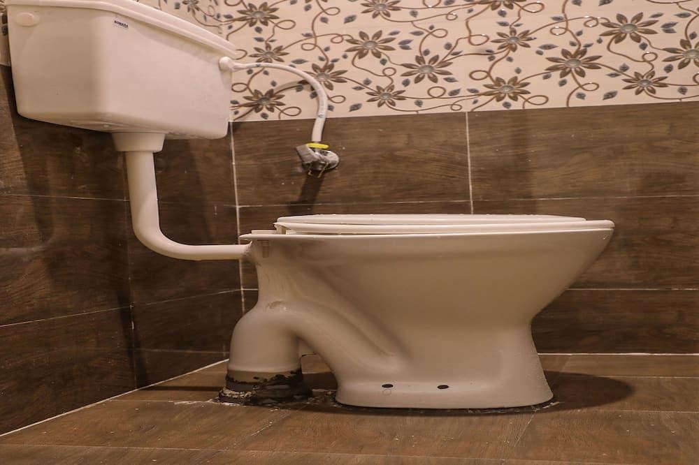 Doppelzimmer, 1 Queen-Bett - Badezimmer