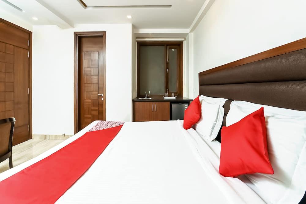 Deluxe-Doppel- oder -Zweibettzimmer, 1King-Bett - Zimmer