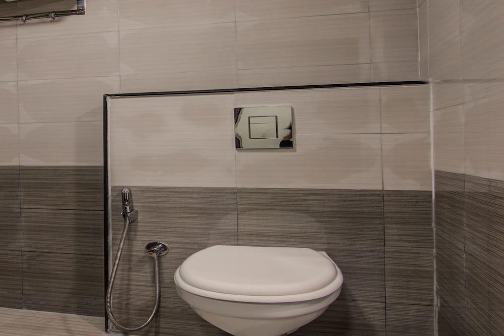 ห้องดับเบิล, เตียงควีนไซส์ 1 เตียง - ห้องน้ำ