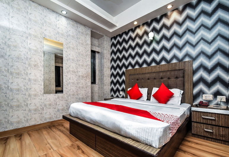 OYO 16933 Hotel Sunrize, Neu-Delhi, Doppel- oder Zweibettzimmer, Zimmer