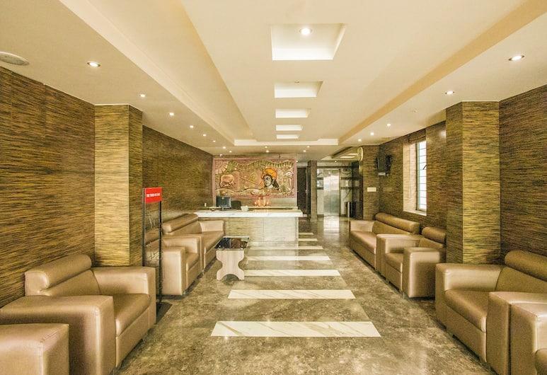 OYO 16557 Sri Krishna International, Bengaluru, Lobby