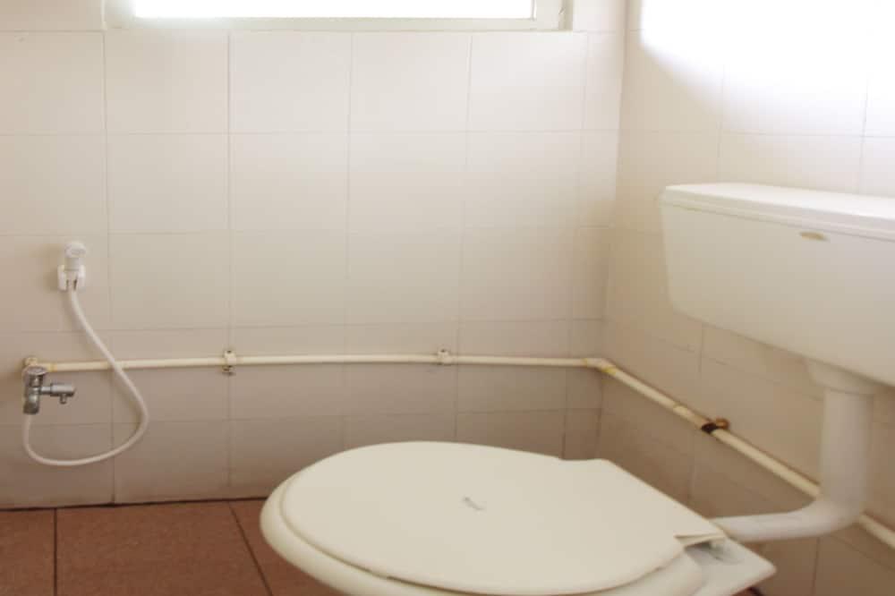Pokój dwuosobowy z 1 lub 2 łóżkami typu Deluxe, Łóżko queen - Łazienka
