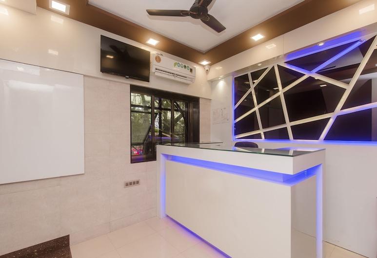 오요 7481 호텔 플라자, 뭄바이, 리셉션