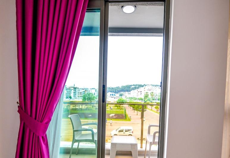 Hotel Derin Ma Sorgun, Manavgat, Standard-dobbeltværelse, Altan