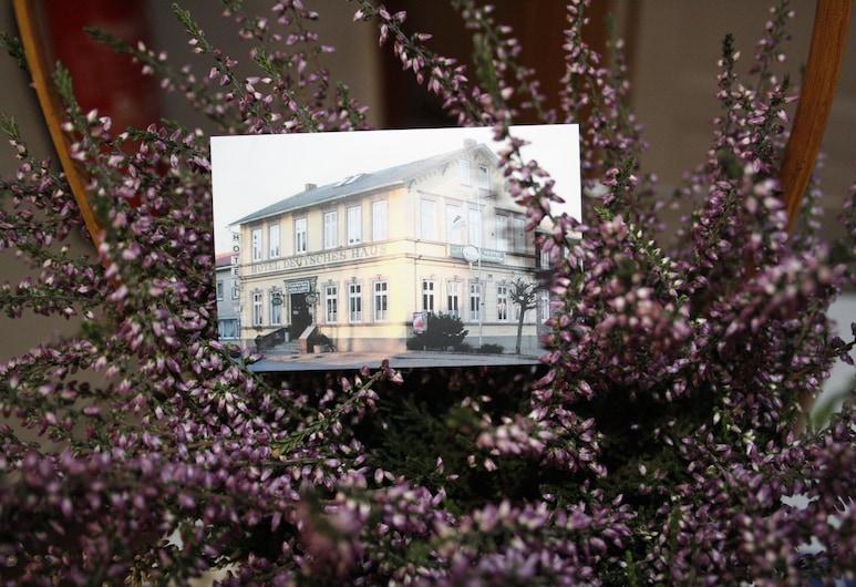 Hotel Deutsches Haus, Cuxhaven, Vastaanotto