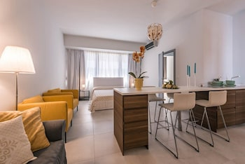 Mynd af Le Residenze di Don Nino (Suites & Apartments) í Lecce