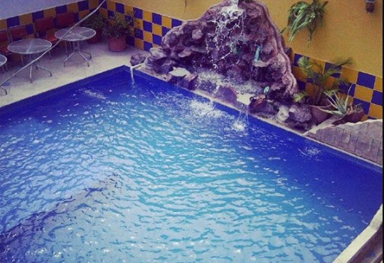 Hotel Playa Murcielago, Manta, Piscina