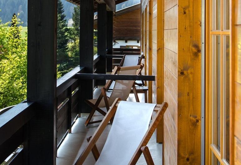 Nebelhorn Relaxhotel, Obermaiselstein, Habitación doble Confort, Balcón
