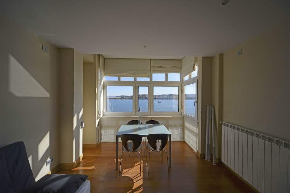 Apartman, 2 spavaće sobe - Obroci u sobi